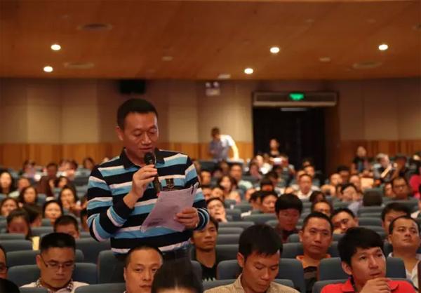 时代华商后EMBA名家论坛——赵林教授、冯仑先生问答环节精华摘要。